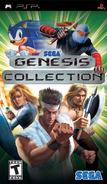 Caratula de SEGA Genesis Collection