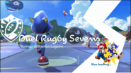 Mario & Sonic Rio 2016 Olympic Games - Duel Rugby Sevens Loading Screen