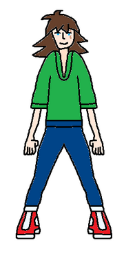 Paul Gekko (Naruto Heroes)