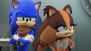 RFTS Sonic and Sticks