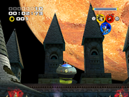 Robot Storm Sonic 01