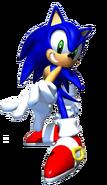 SA Sonic 3D art 4