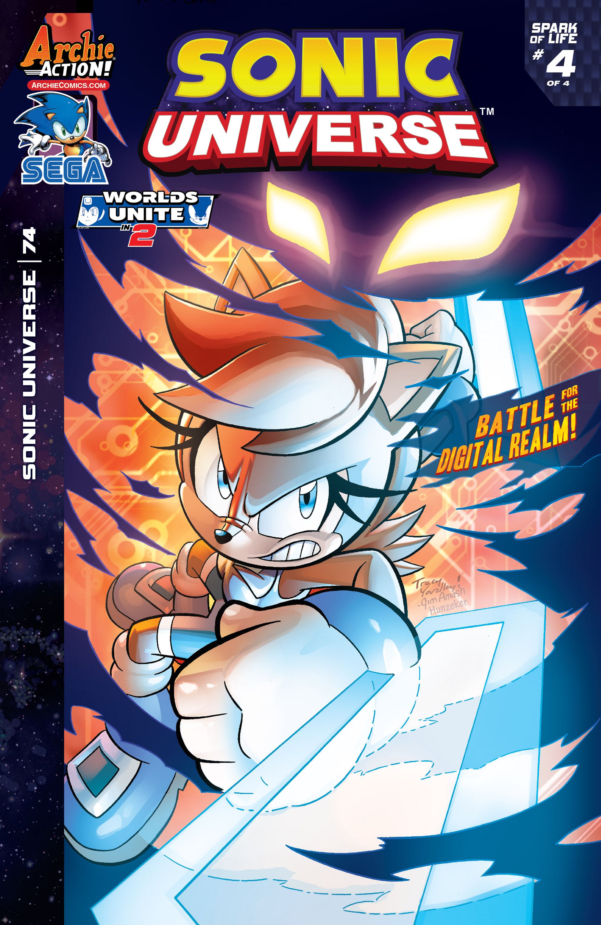 archie sonic universe issue 74 sonic news network fandom powered
