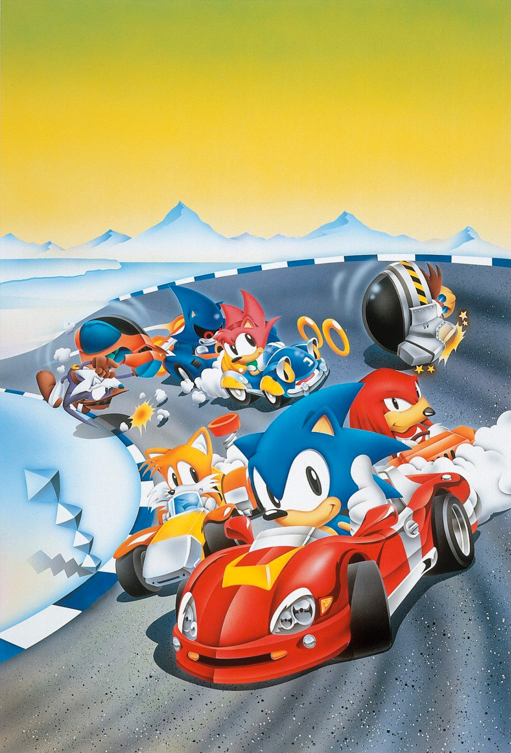 Category Sonic Drift 2 Images Sonic News Network