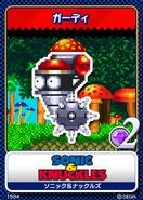 Sonic & Knuckles karta 10
