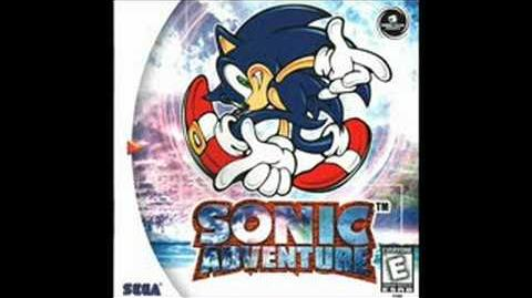 """Sonic Adventure """"Red Mountain (A Symbol of Thrill)"""" Music"""