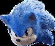Sonic Film Sonic Artwork 7