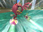 Sonic Riders - Amy - Level 1