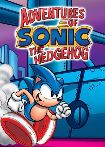 Adventures Of Sonic The Hedgehog Sonic News Network Fandom