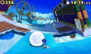 Frozen Factory Zone 1 3DS 5