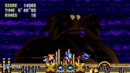 Metal Sonic Mania boss 14