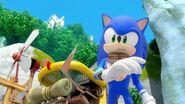 S1E24 Sonic yikes