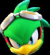 Sonic Dash Jet Icon