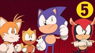 Sonic Mania Adventures - Part 5