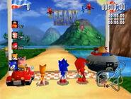 Sonic R ready