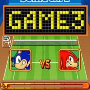 Sonic Tennis 7