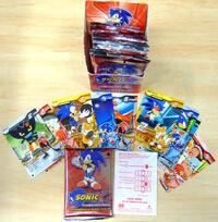 Sonic XTradingCards
