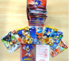 Sonic X Trading Card Game