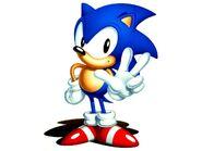 Sonic pose 2