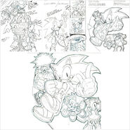 Sonic super special 8 cover ideas