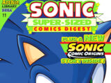 Archie Sonic Super-Sized Comics Digest Issue 11