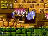 Labyrinth Zone