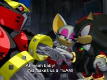 Team Dark Heroes