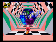 Chaotix special stage1