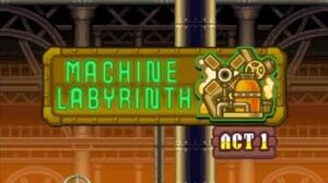 DesMuMe - Sonic Rush Adventure Machine Labyrinth, Blaze - Act 1 1080P 60FPS