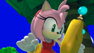 Did you get those animals back from Eggman