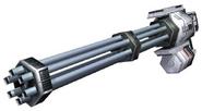Gatlinggunner
