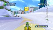 Mario Sonic Olympic Winter Games Gameplay 091