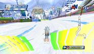 Mario Sonic Olympic Winter Games Gameplay 133