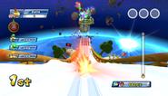 Mario Sonic Olympic Winter Games Gameplay 246