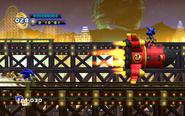 Metal Sonic S4 boss 1