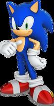 Modern Style Sonic 1