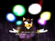 ShtH Shadow & Chaos Emeralds