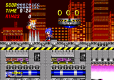 Sonic2NA MD Comparison TailsSpikes