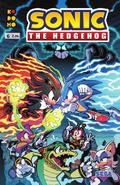 Sonic Kodomo Cover 6