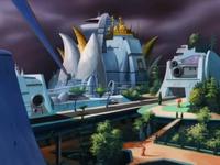 Alternate Mobius Sonic Underground