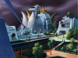 Mobius (alternate dimension) (Sonic Underground)