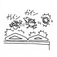 Casino Night Sketch 2