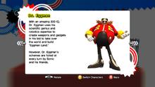 Eggman Generations profile