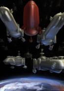 Eggman space armada koncept 1