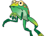 Froggy (Pre-Super Genesis Wave)