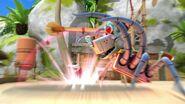 S1E04 Knuckles ground slam