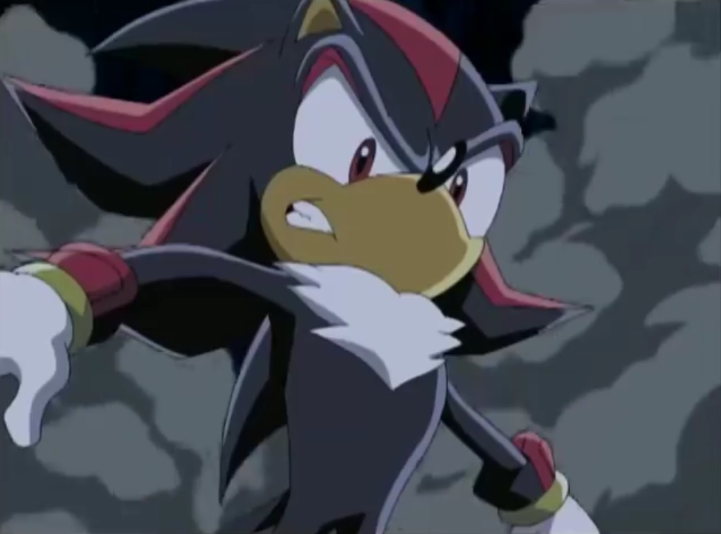 Shadow The Hedgehog Sonic X Sonic News Network Induced Info