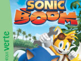 Sonic Boom (book series)