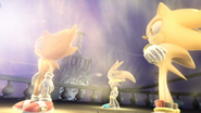 Sonic 2006 Super Sonic, Shadow, Silver (2)