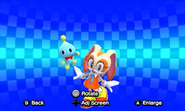Sonic Generations 3DS model 10